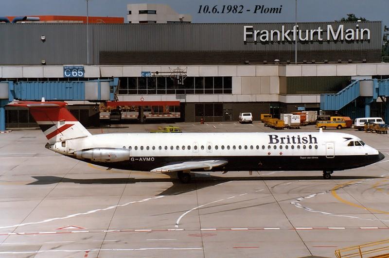 BAC1-11 in FRA 19820610