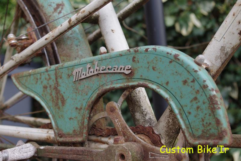 Motobecane année , type... restoration Imgp7413