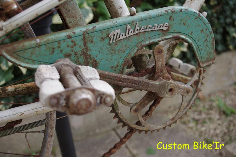 Motobecane année , type... restoration Imgp7511