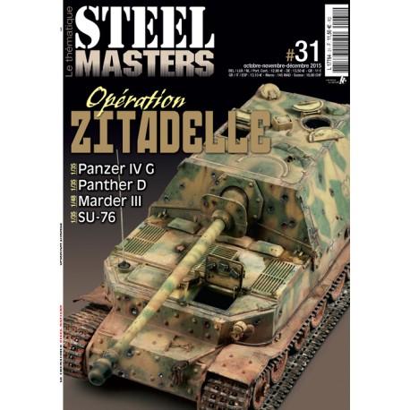 Panther  de Revelle au 1/72° Steelm10