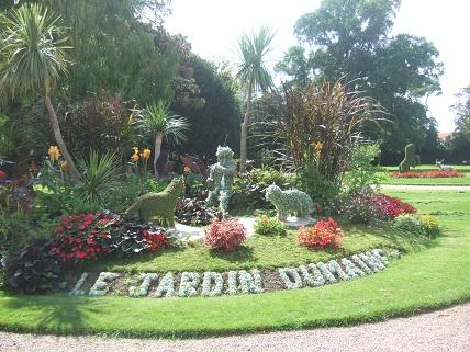 (85) Jardin Dumaine - Luçon Dscf7737