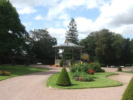 (85) Jardin Dumaine - Luçon Dscf7833