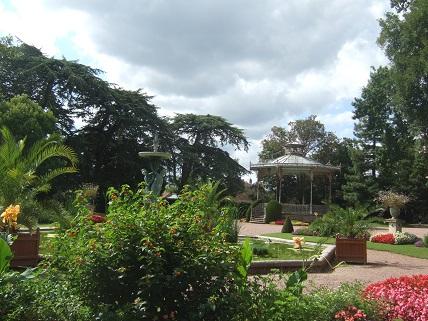 (85) Jardin Dumaine - Luçon Dscf7834
