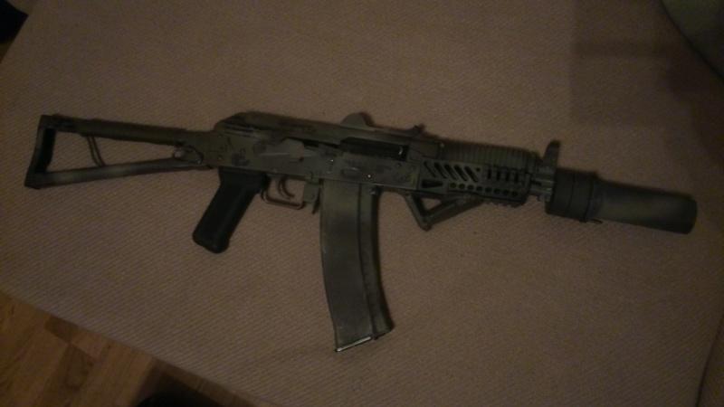 ak105 - Mega Review : [E&L] & [GHK] AK105 - [WE] AK PMC & AKSU74  Dsc_0011
