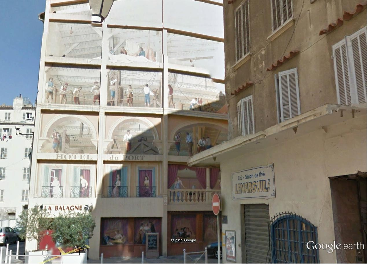 STREET VIEW : les fresques murales en France - Page 22 Hotel_10