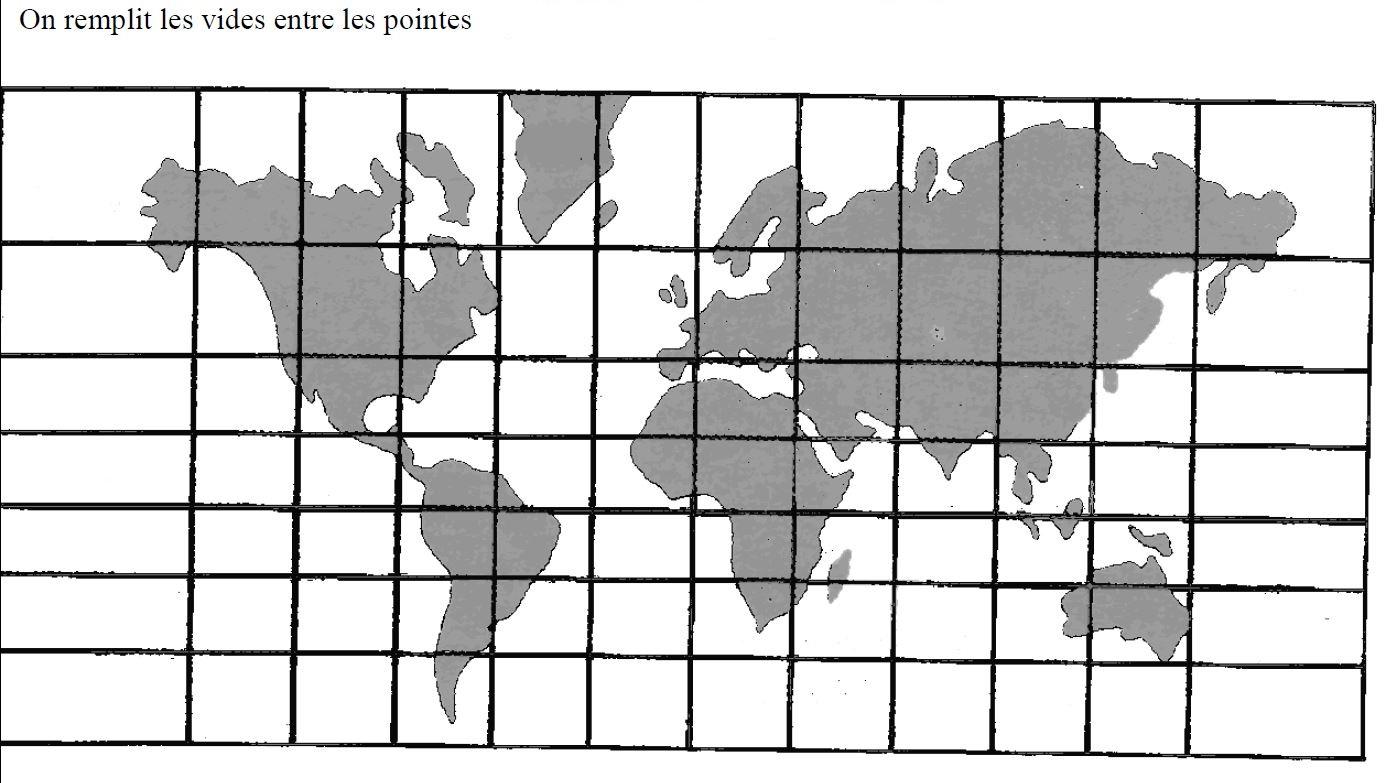 la majorité des cartes du monde sont fausses ( débat) - Page 2 Terre110