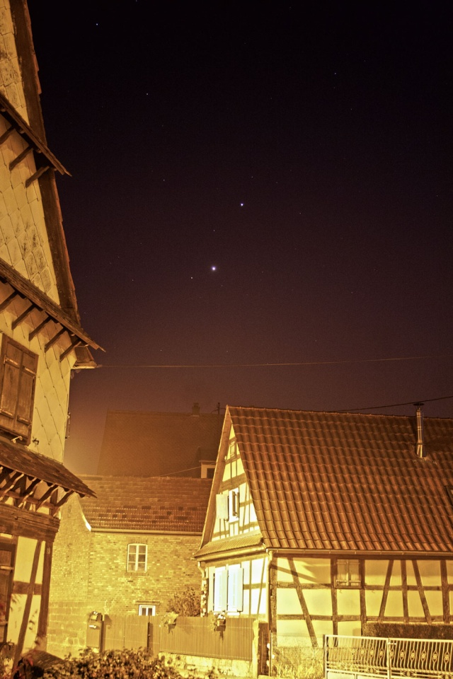 Rapprochement  Venus, Mars et Jupiter. 15311014