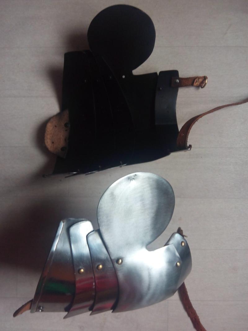 [VENDU] Paire de spallières - MARSHAL HISTORICAL, 1.6mm Img_2032