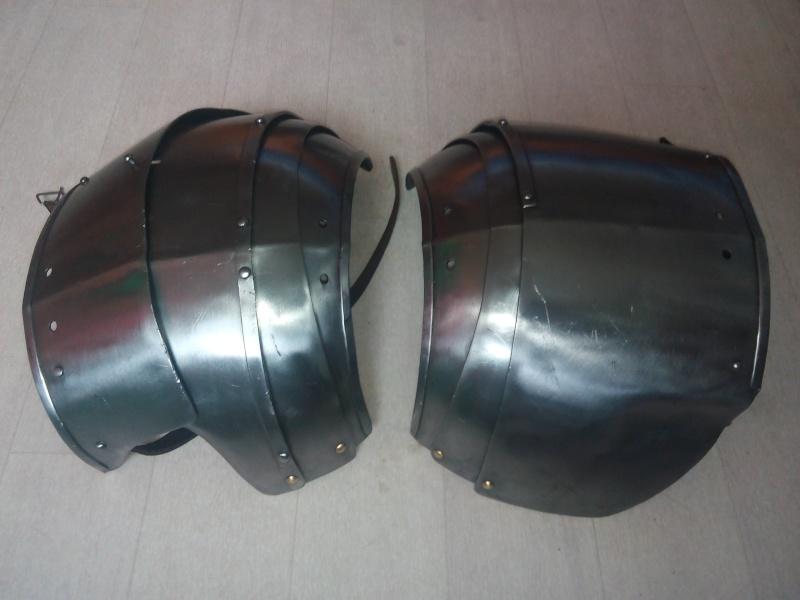 [VENTE] Paire de spallières milanaises - GDFB, 1.6mm Img_2034