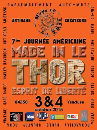 MADE IN LE THOR  84250 3 & 4 Octobre 2015 Le10