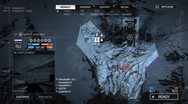 Battlefield 4 Final Stand DLC Maps Layouts Battle39