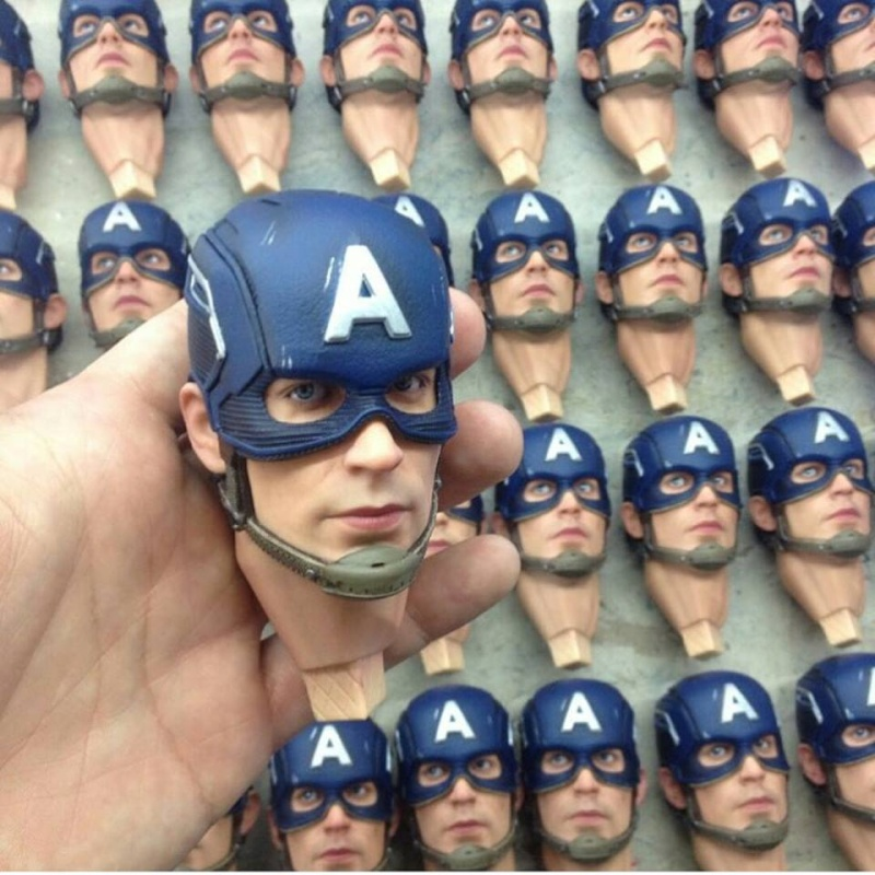 IRON STUDIOS: CAPTAIN AMERICA AVENGERS AGE OF ULTRON LEGACY 1/4 SCALE - Page 4 2010