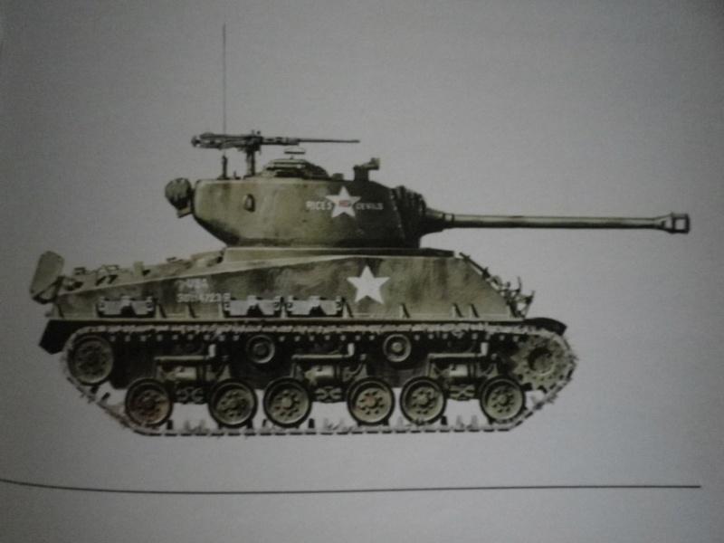 Historique et description du M4A3 Sherman Howitzer Imgp7811