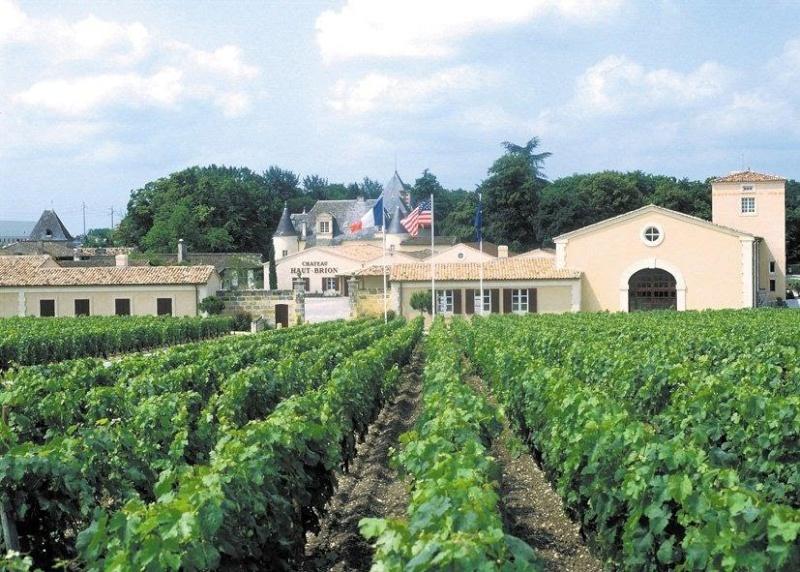 Château Haut Brion à Pessac, en France !! !! 82745010