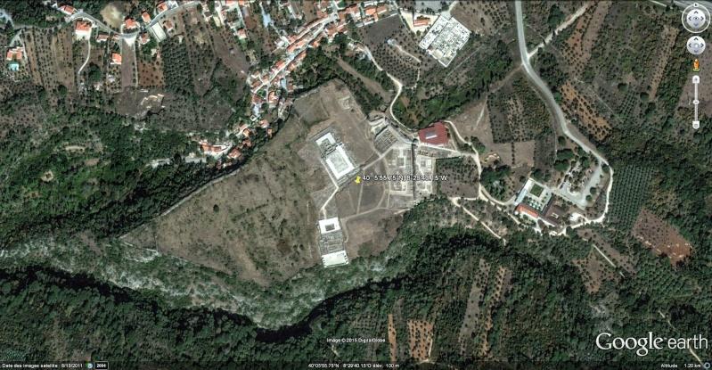 Conímbriga, une des cités antiques d'époque romaine. Conymb10