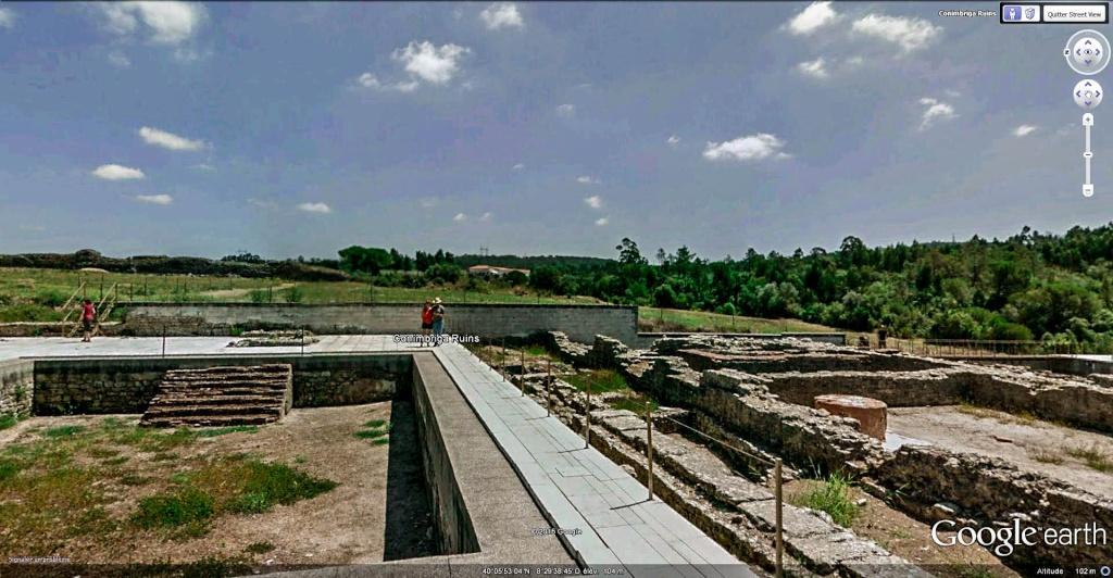 Conímbriga, une des cités antiques d'époque romaine. Conymb12