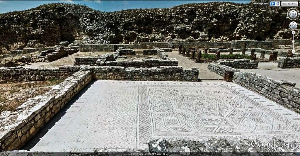 Conímbriga, une des cités antiques d'époque romaine. Conymb14