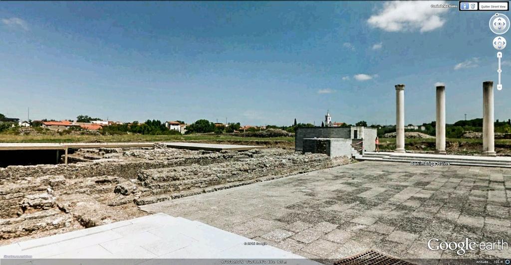 Conímbriga, une des cités antiques d'époque romaine. Conymb15