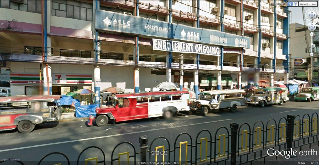 STREET VIEW : à la découverte des Jeepneys - Philippines Jeepne10