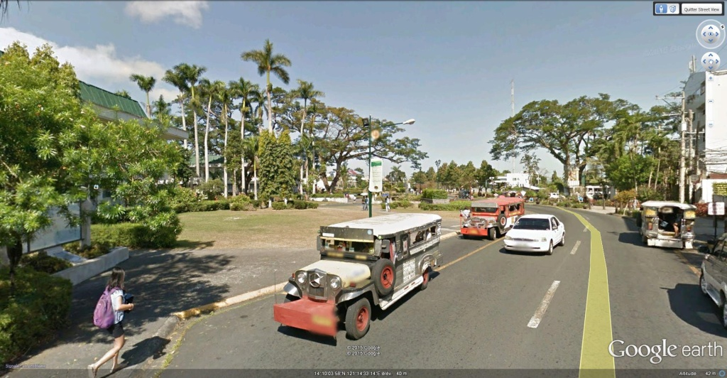 STREET VIEW : à la découverte des Jeepneys - Philippines Jeepne11