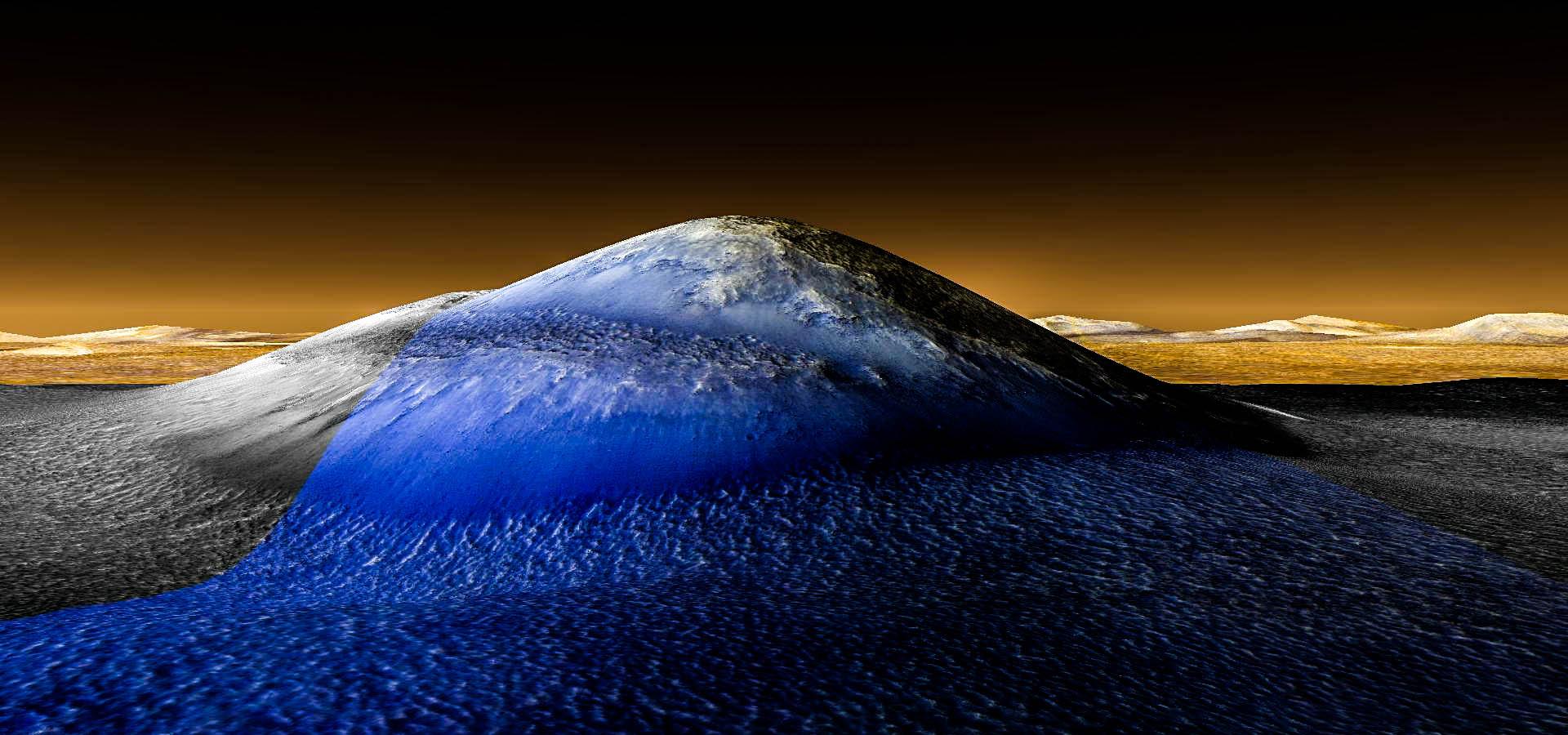 Un martien  vous attend sur google earth Meliza10