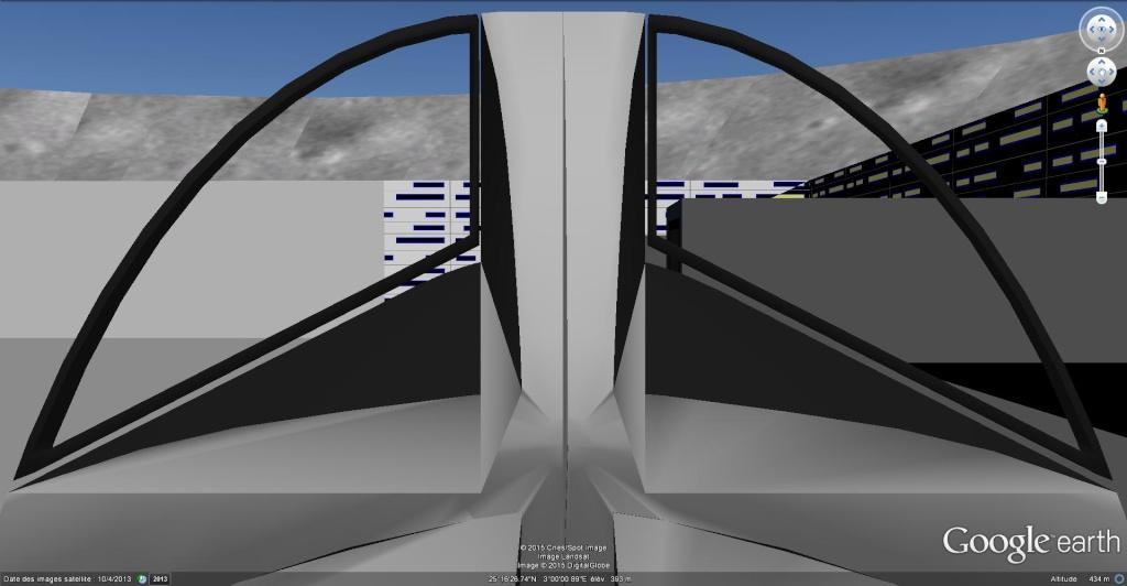 Moon base 2060, Algérie [Les créations en 3D Sketchup] Moon_b13