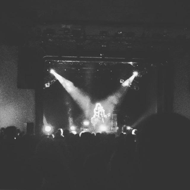 11/4/15 - Berlin, Germany, Columbia Theater 1414
