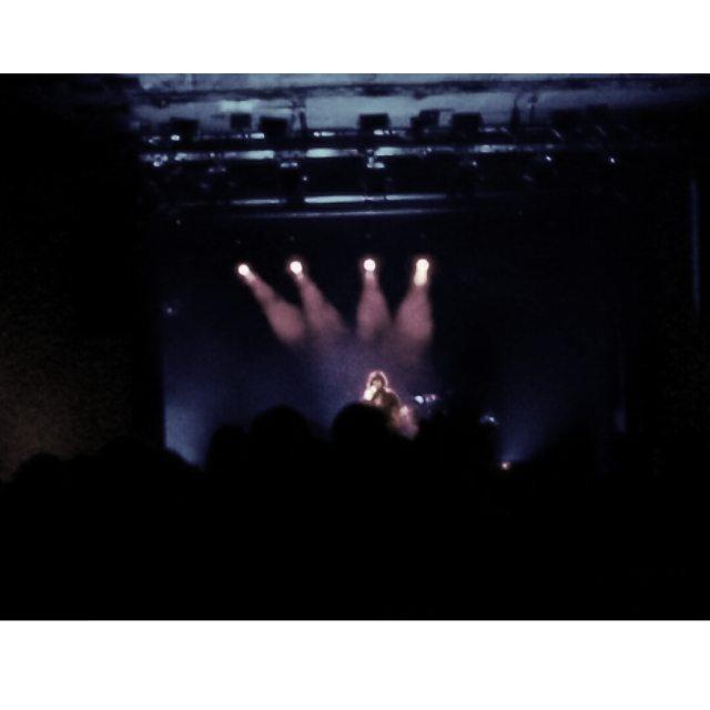 11/4/15 - Berlin, Germany, Columbia Theater 222