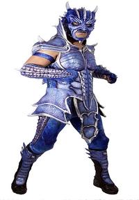 [Concours de popularité] Votre lutteur/se préféré(e) à la Lucha Underground ! - Page 2 Drago10