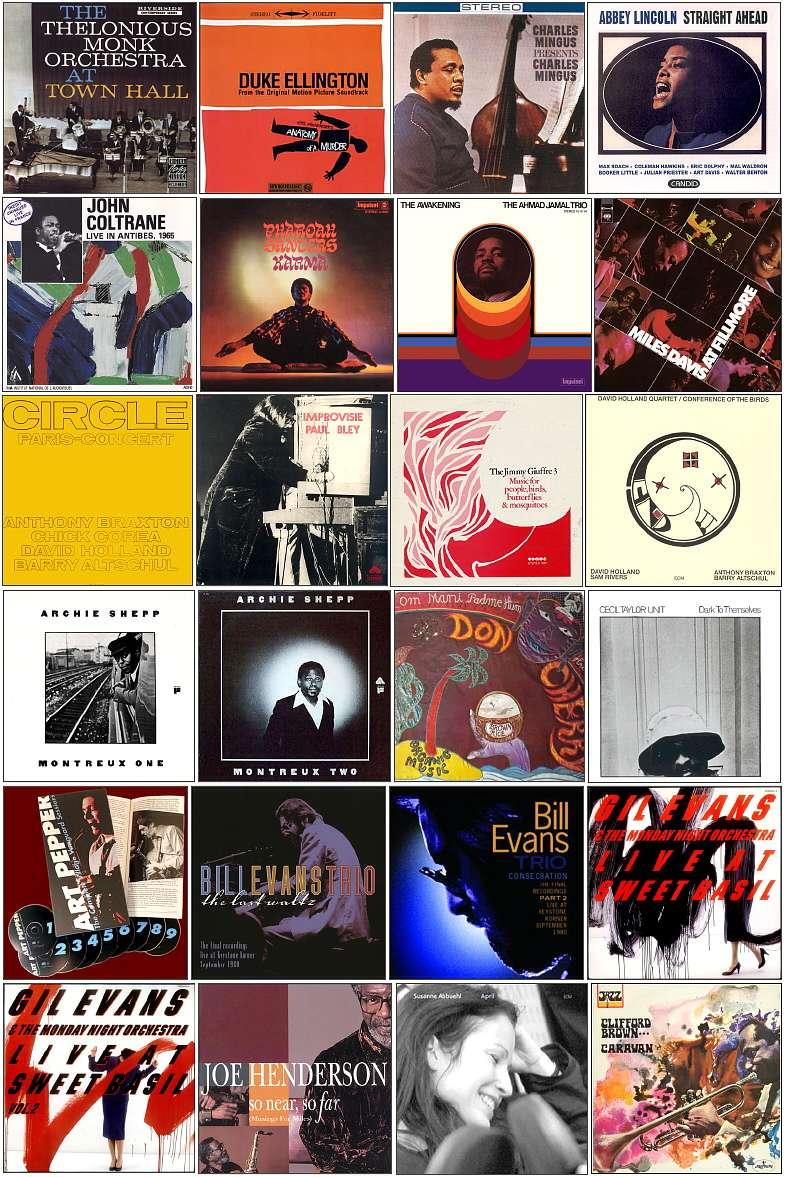 [Jazz] Dix-huit albums pour l'île déserte - Page 2 Iledes10