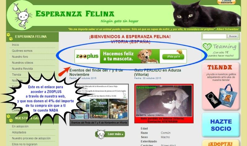 Ahora ayudar a EF es tan fácil como comprar en Zooplus a través de nuestra publicidad - Página 7 Captur10