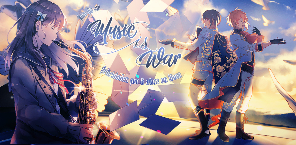 Music is War