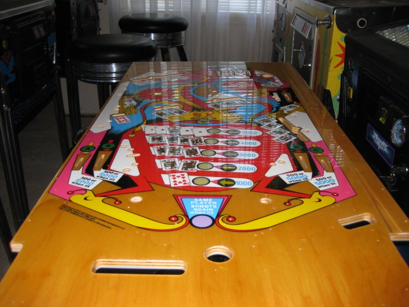 CPR Joker Poker playfields are done Img_2710