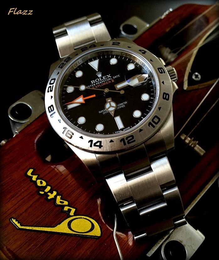 Feu de vos Dual Time - GMT - Worldtimer Img_0128