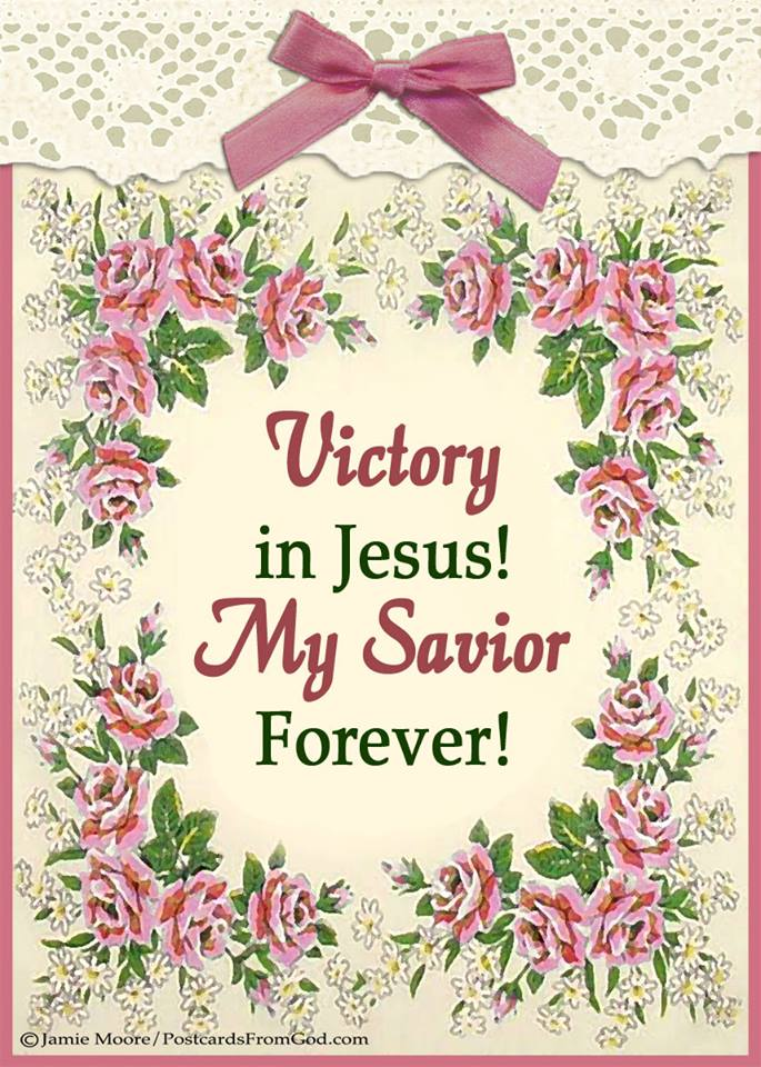 Victory In Jesus 12039511