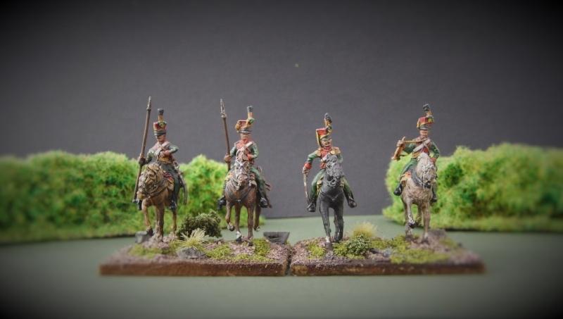 Le troisième régiment de uhlan autrichien Archid10