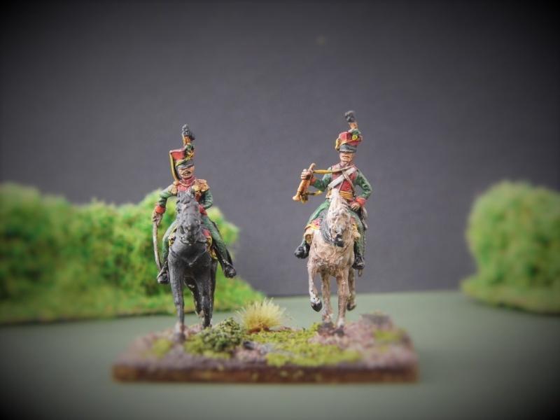 Le troisième régiment de uhlan autrichien Archid11