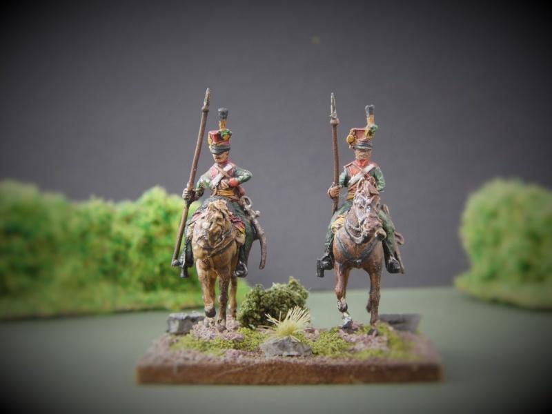 Le troisième régiment de uhlan autrichien Archid12
