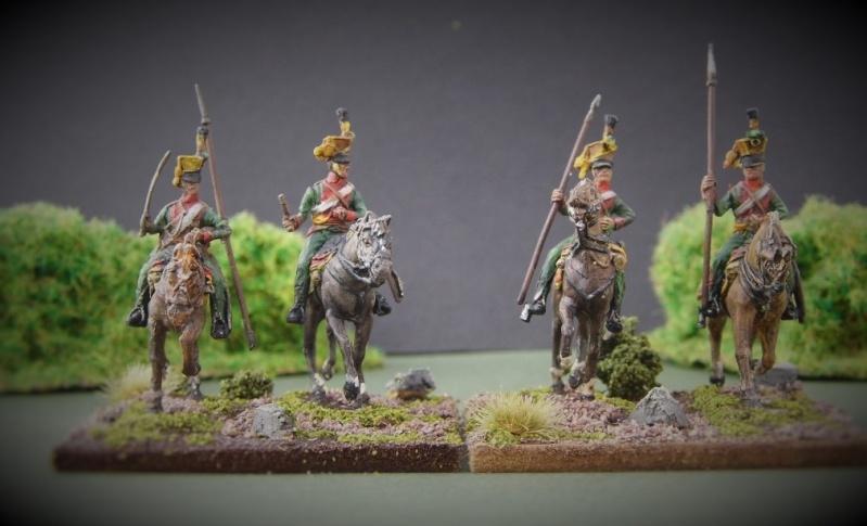 le 1er régiment de uhlan autrichien Mervel10