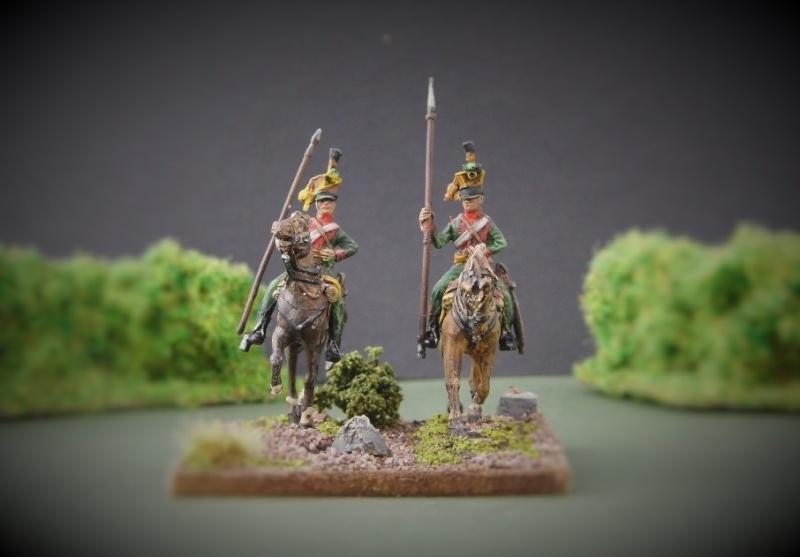 le 1er régiment de uhlan autrichien Mervel11