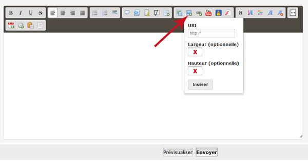 Comment poster une page en tant qu'invité Image_10