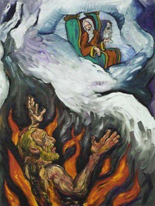 Avraham Avinou - Notre Père Abraham Lazare10