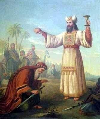 Avraham Avinou - Notre Père Abraham Melchi10