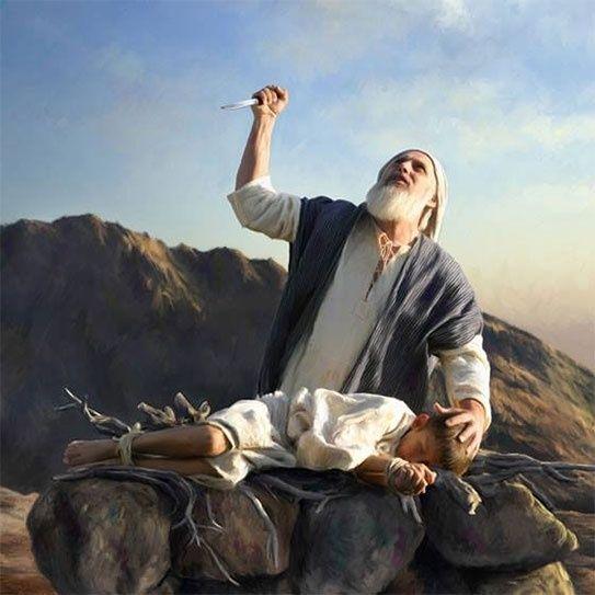 Avraham Avinou - Notre Père Abraham Sacrif10