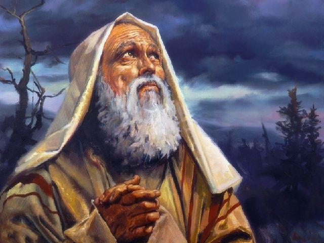 Avraham Avinou - Notre Père Abraham Visage10