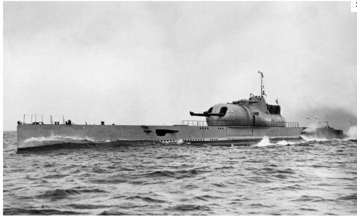 sous marin I-400  de Tamiya par pascal 72 au 1/350 Captur12