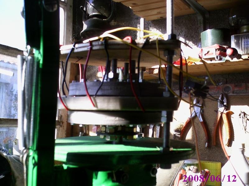 Kit solaire+eolien Eolien10