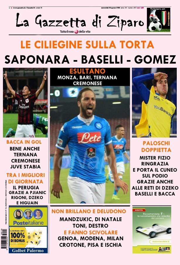 """2^ Uscita """"La Gazzetta di Ziparo"""" del 31 agosto 2015 2_la_g10"""