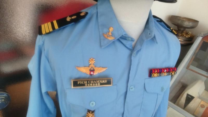 uniformes cambodgiens  - Page 2 Ok310