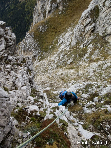 L'alpinismo è veramente in discesa... Corvo_14